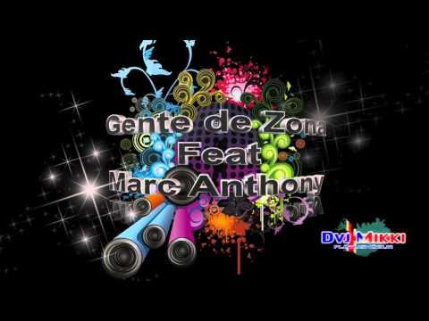 Gente De Zona Ft Marc Anthony - Traidora (Dj Nev Edit)