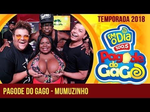 Mumuzinho e Jojo Todynho no Pagode do Gago - 2018
