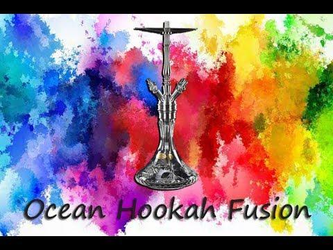 Review Ocean Hookah Fusion