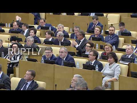 Russia: MPs pass amendments to foreign agent media law