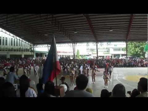 "CRIMINOLOGY CHEERDANCE ""Competition"""