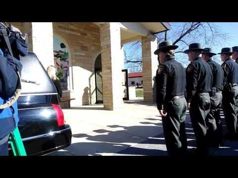 Sheriff Jim Everett Funeral