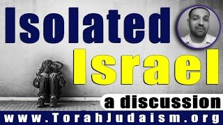 Isolated Israel
