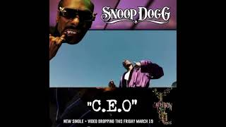 Snoop Dogg - CEO (Music Video)