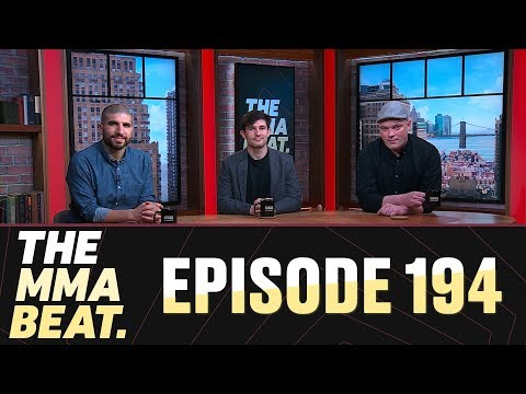 The MMA Beat: Episode 194