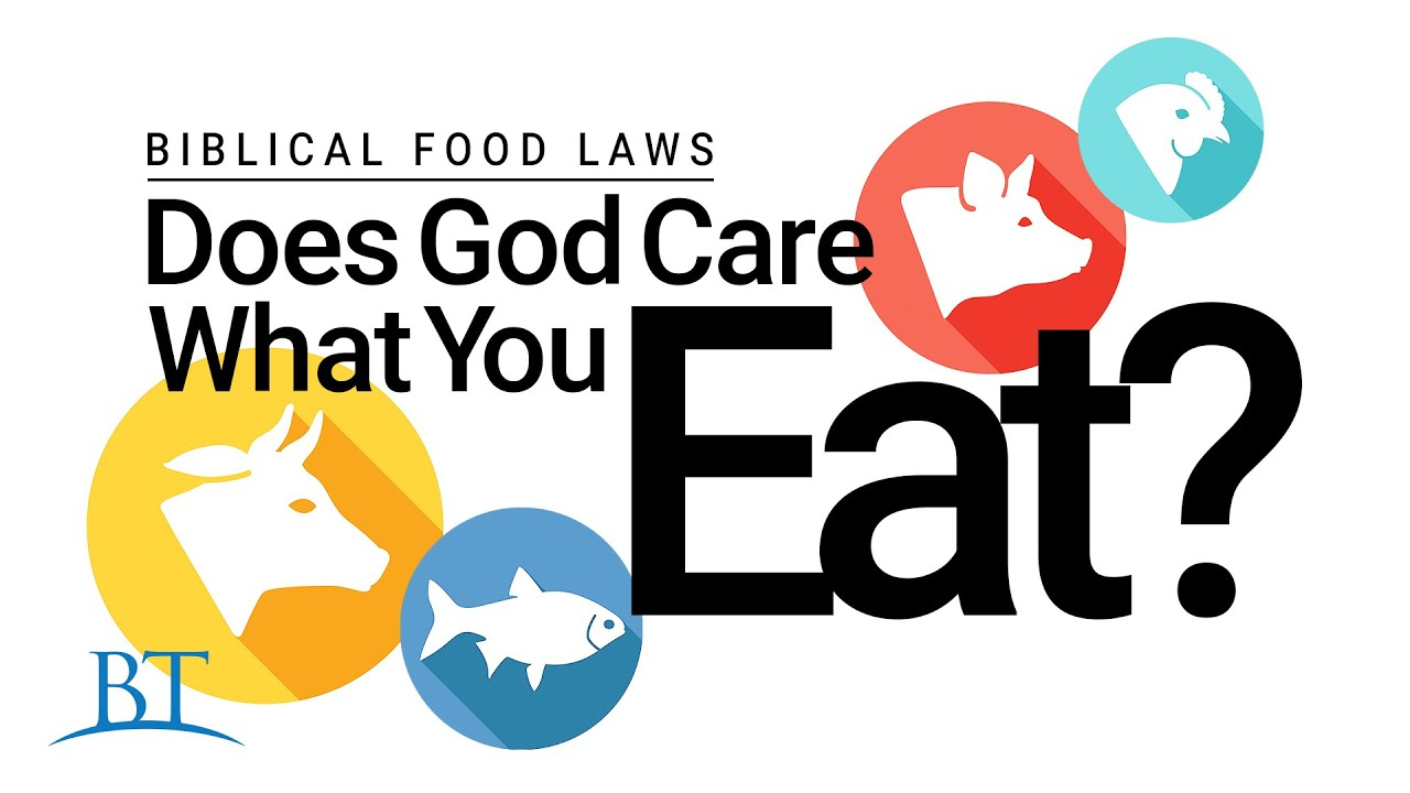 Beyond today the biblical food laws does god care what for Ancient israelite cuisine