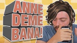 TELEFON ŞAKASI - Klasik Anne Lafları ile Konuş!