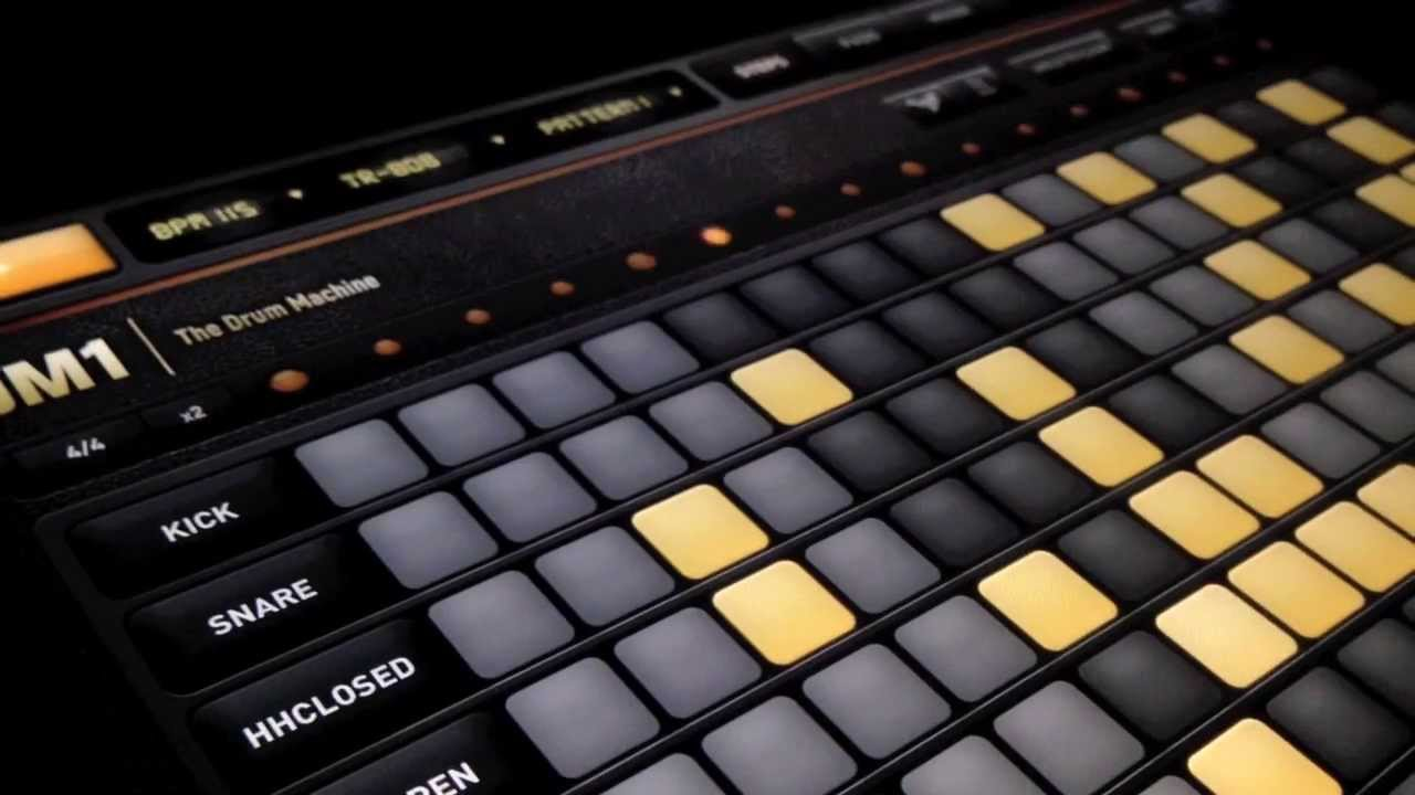 Best drum machines for iPad (Top 5) - YouTube