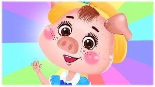 Свинка Северинка - Дитячі Пісні - З Любов'ю до Дітей