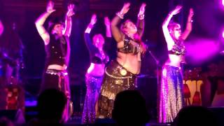 Boheme Tribal Belly Dance at Beats Antique Creature Carnival 2015 Grand Rapids