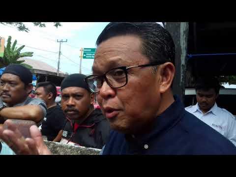 Ini Blak- blakan Nurdin Abdullah Gandeng Adik Menteri Pertanian di Pilgub Sulsel