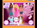 Barbie Dress Up Games - Barbie Pets Fashion Show - Free Barbie Games For Girls