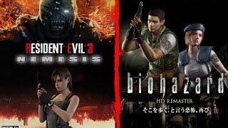 Resident Evil 3 - Dificultad Hardcore - Speedrun any% - En Español