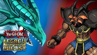 Yu-Gi-Oh! Legacy of the Duelist Online Duels : Timaeus v.s. Exodius!