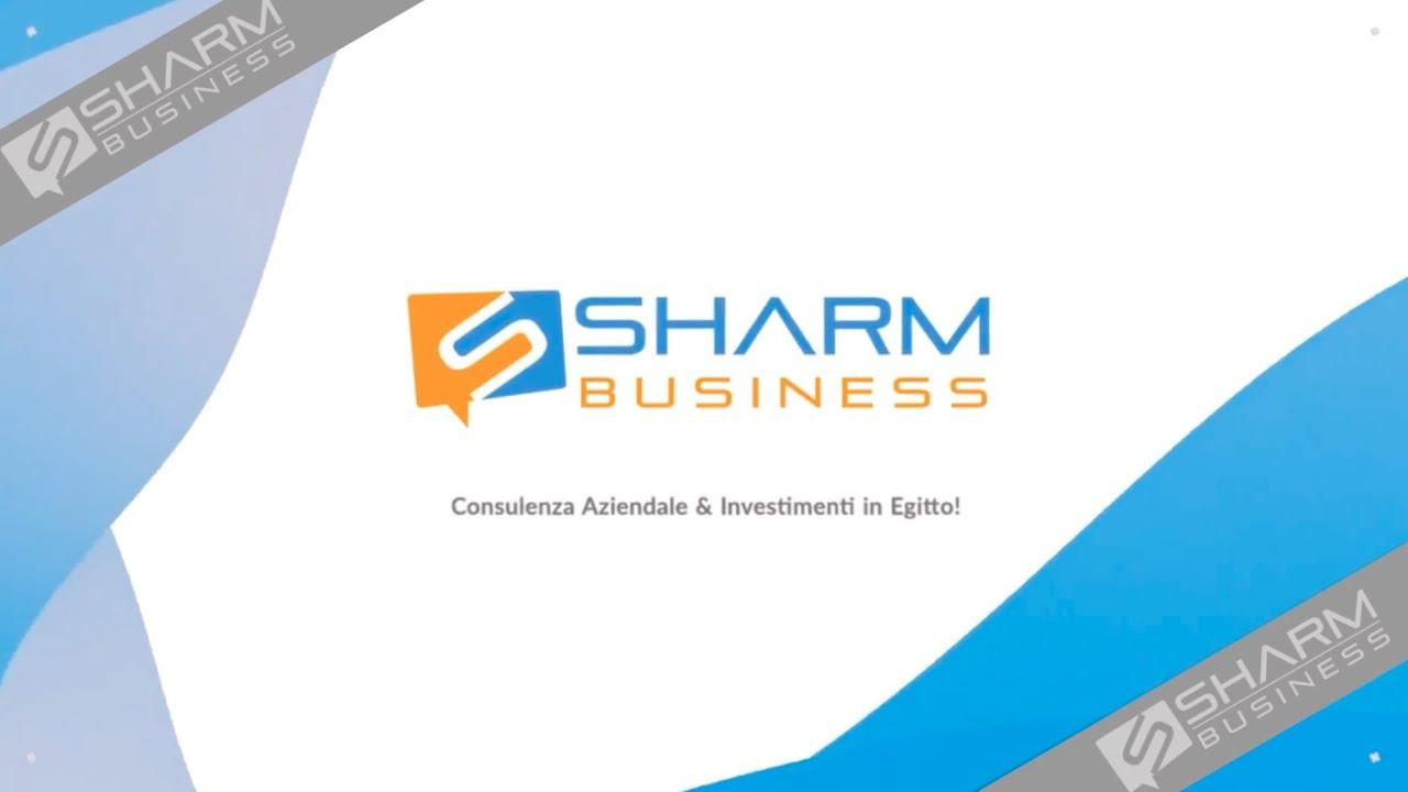 SharmBusiness, Consulenza Aziendale & Investimenti in Egitto