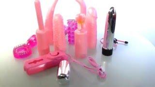 Видеообзор – секс-набор Dirty Dozen Sex Toy Kit от Sex-Paradise.com.ua