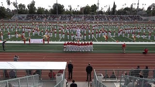 2020 PCC Tournament of Roses Herald Trumpets & Honor Band Day 1 2020 Pasadena Bandfest