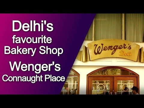 Delhi's favourite Bakery shop | Wenger's Connaught Place | Top News Networks