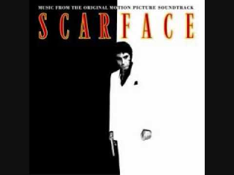 Scarface Soundtrack - Shake It Up - Elizabeth Daily