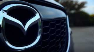 New Mazda CX-5 review and road test 2013