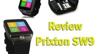 Review Smartwatch Prixton SW9