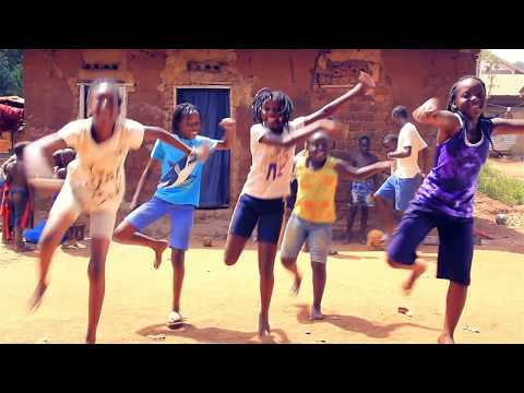Turn The Replay -  Levixone Dance Cover By Galaxy African Kids [HD COPY]  Ug  Music 2018