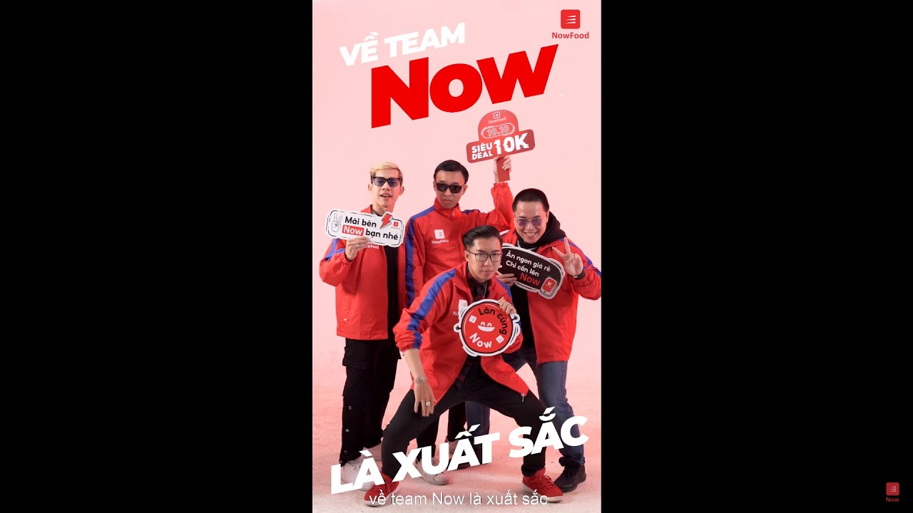 10.10 Siêu Deal 10K – Team NOW Cân Hết ft. Saigon Tếu | NowFood