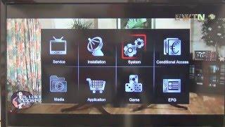 Налаштування WiFi на саб Edision або ресиверів Аміко