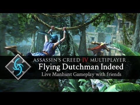 The Flying Dutchmen! - Assassins Creed 4: Black Flag [Xbox