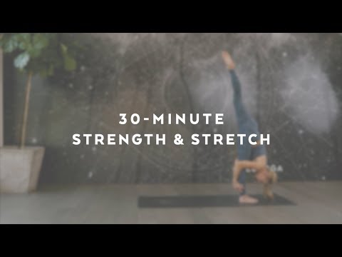 30-Minute Strength & Stretch Flow with Action Jacquelyn