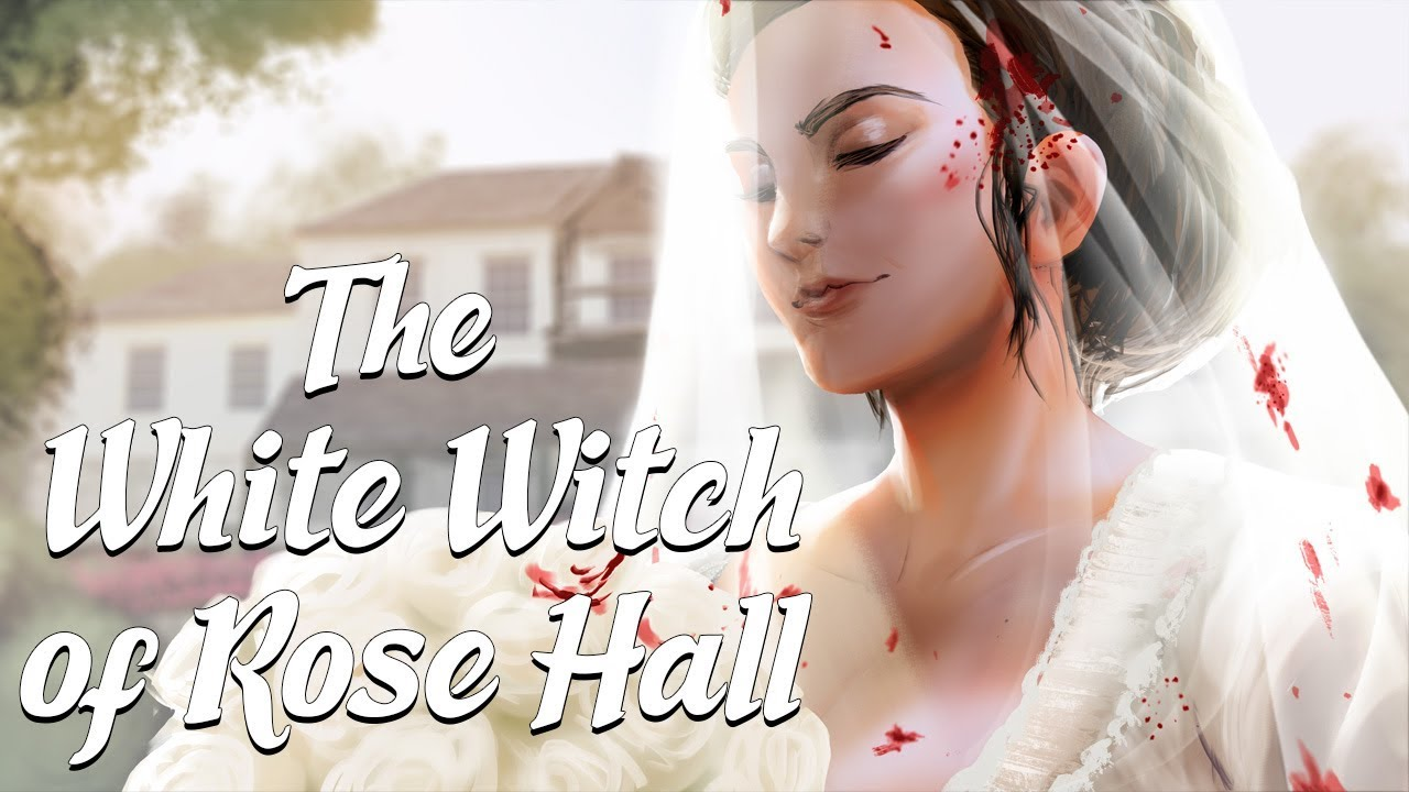 The Gruesome Legend of the White Witch of Rose Hall (Occult History Explained)