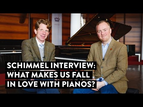 Schimmel Interview: What Makes Us Fall In Love With Pianos?