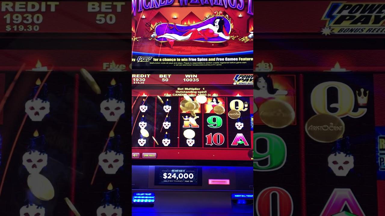 Video Slots Win