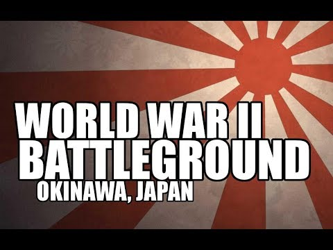 Japanese Naval Underground Headquarters from World War 2 | Okinawa, Japan