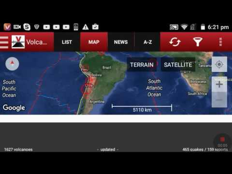 Earthquake news update