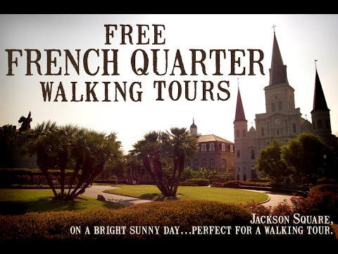 Nola Tour Guy: Fun Free New Orleans Walking Tours
