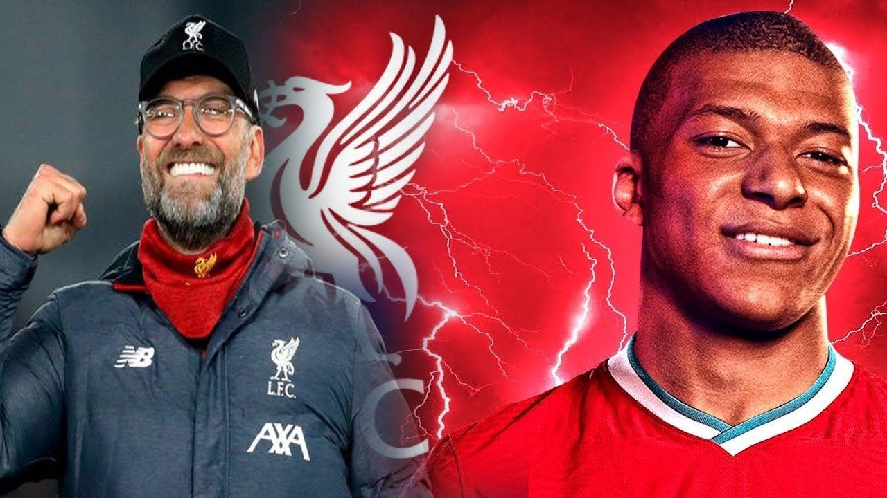Liverpool has Fallen Behind Real Madrid in Kylian Mbappe Race