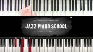 Learning Jazz Piano Standards