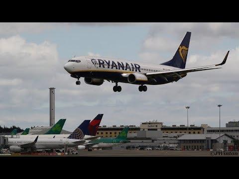 (FSX SE) VRyanair PMDG 737| Shannon EINN - Stansted EGSS - Podgorica [Montenegro]  | (Vatsim)