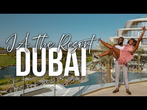 STAYING AT DUBAI'S LARGEST 5-STAR EXPERIENCE RESORT - JA the