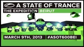 Antillas - Live @ A State Of Trance 600 Beirut (09.03.2013)