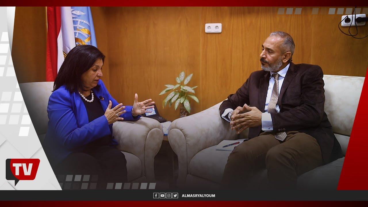 ما دور ممثلة منظمة الصحة العالمية في مصر خلال فترات الأوبئة؟  - نشر قبل 6 ساعة
