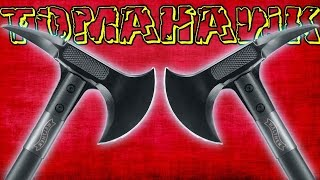 Tomahawk in Real Life werfen - Review und Test des Walther Tomahawk!