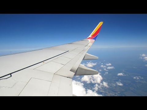Southwest Airlines 737-700 | Hot Departure out of Orlando Int'l Airport