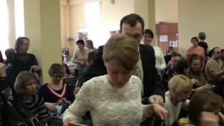 Школа 293 имени А.Т.Твардовского. Собрание педагогического коллектива 22 марта 2017 года.(4)