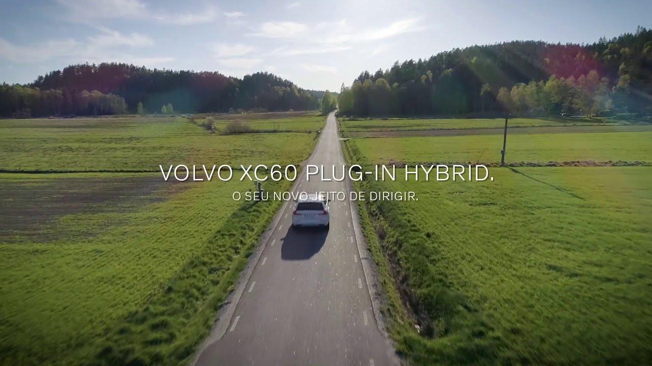 Potência, design e tecnologia, conheça o Volvo XC60 T8 Momentum