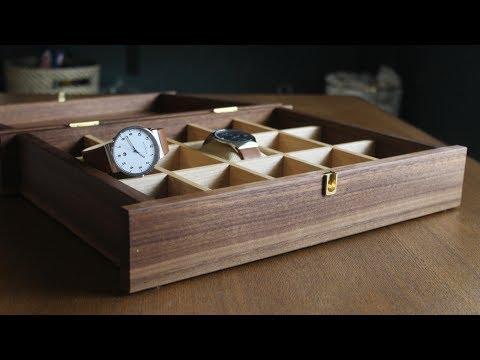 Making a Watch Box
