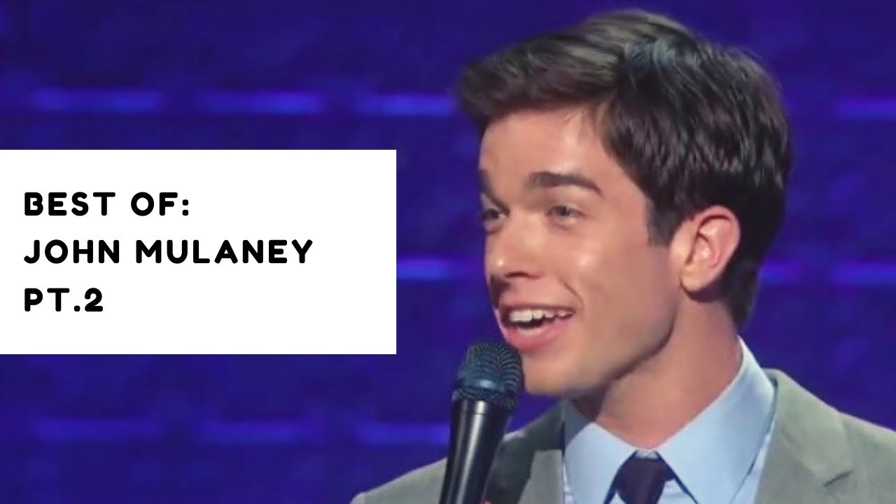 John Mulaney's Funniest moments Part. 2