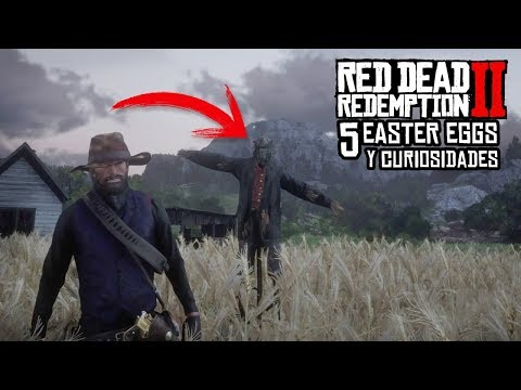 OTROS 5 Easter Eggs en Red Dead Redemption 2 - Parte 3 - Jeshua Games thumbnail