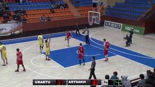 Urartu VS Artsakh 17.03.2018